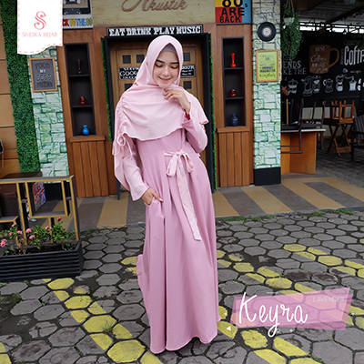 Dress Keyra - Lavender (Dress Only)